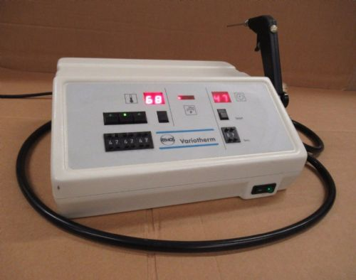 Atmos VarioTherm 3 Thermal Water Caloric Irrigator Examination Unit
